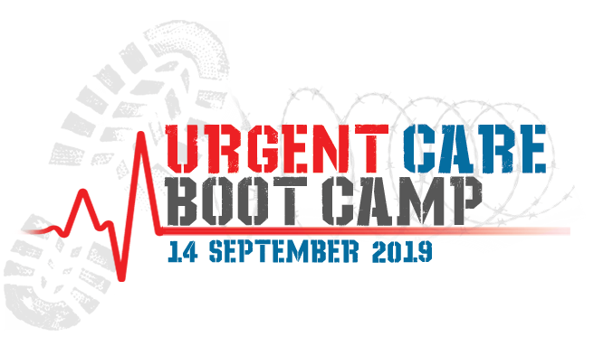 Urgent Care Boot Camp 2019 registration is now